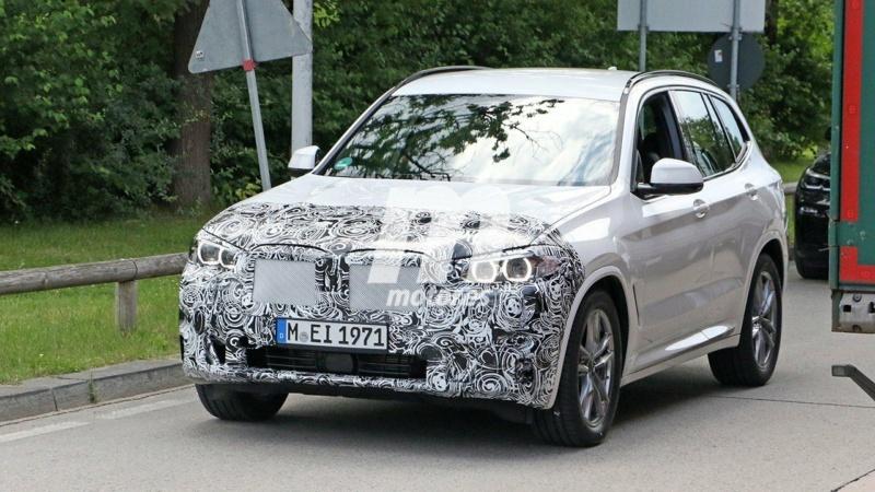 2021 - [BMW] X3 restylé  347fe910