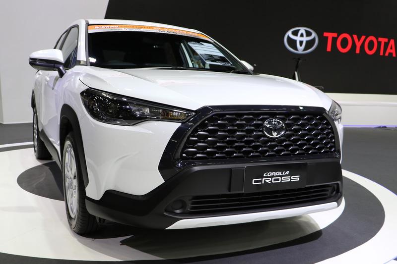 2021 - [Toyota] Corolla Cross - Page 4 34983c10