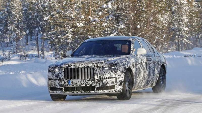 2020 - [Rolls-Royce] Ghost II 34b7ac10