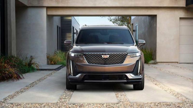 2019 - [Cadillac] XT6 34f42010
