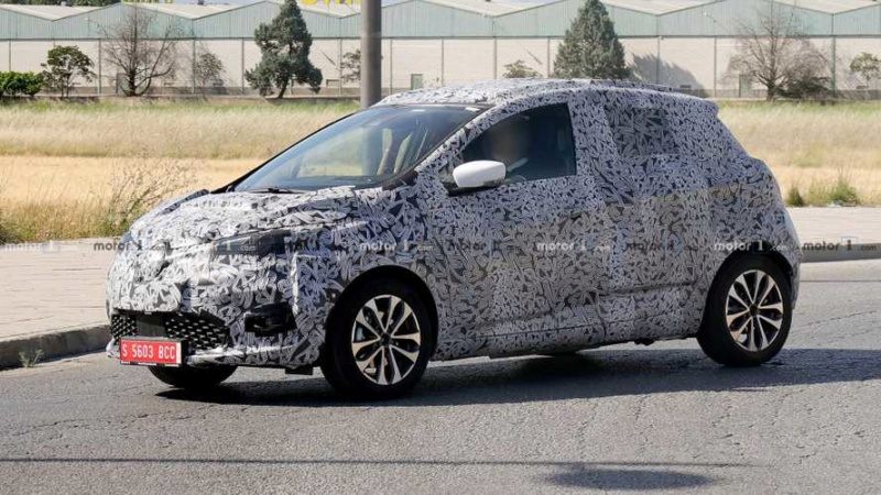 2019 - [Renault] ZOE 2 - Page 12 3504ff10