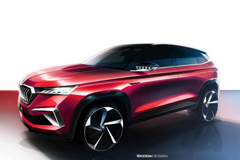 2019 - [Skoda] Vision GT Concept  35200610