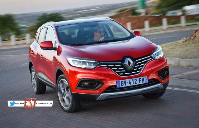 2018 - [Renault] Kadjar restylé  - Page 10 353ec110