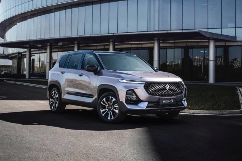 2018 - [Baojun/Wuling/Chevrolet/MG] 530/Almaz/Captiva/Hector 354c0510