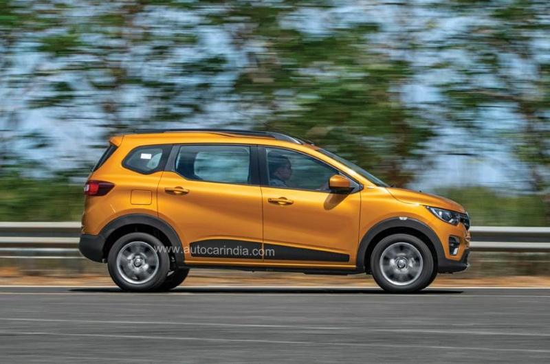 2019 - [Renault] MPV Triber [Inde] - Page 5 35651210