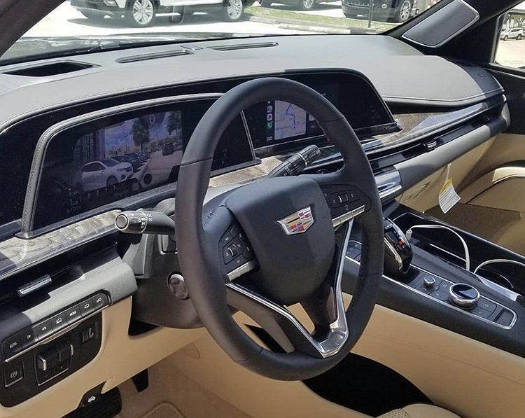 2020 - [Cadillac] Escalade V - Page 3 35808f10