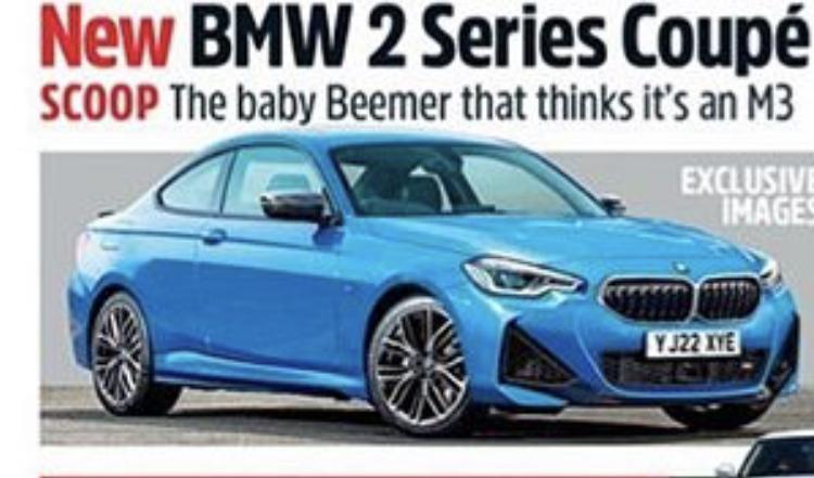 2022 - [BMW] Série 2 / M2 Coupé [G42] - Page 4 35ac7810