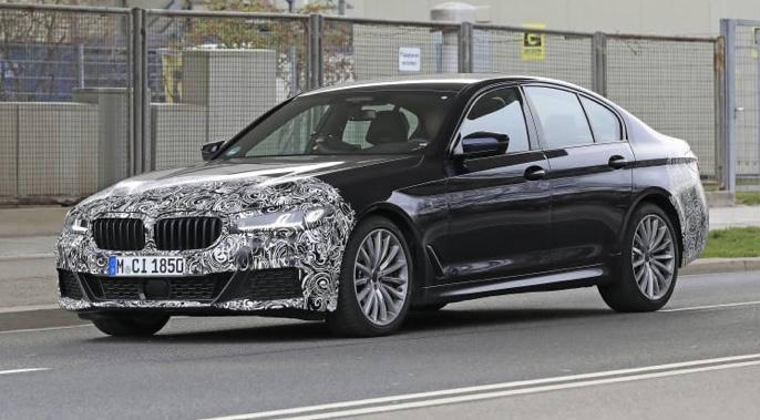 2020 - [BMW] Série 5 restylée [G30] - Page 4 35ddd510