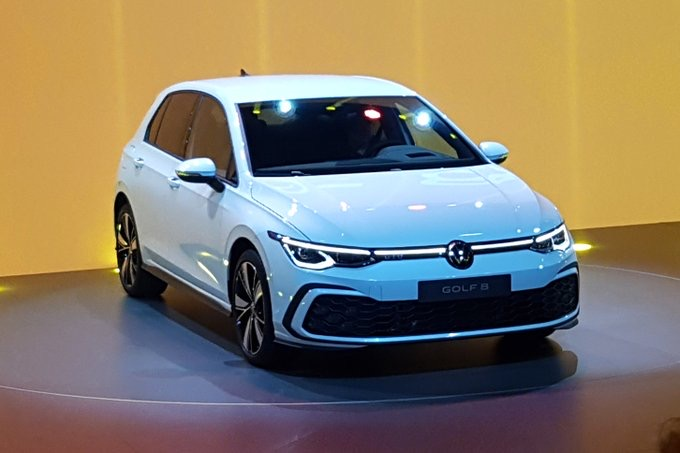 2020 - [Volkswagen] Golf VIII 35e36510