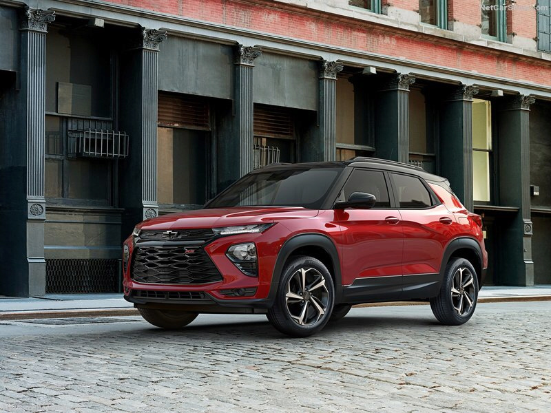 2020 - [Chevrolet] Trailblazer / Tracker 35e38d10