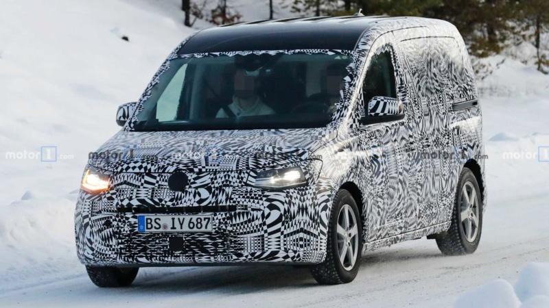 2020 - [Volkswagen] Caddy V 36401910
