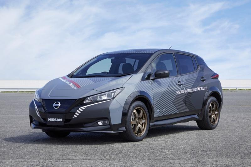 2017 - [Nissan] Leaf II - Page 9 3641f410