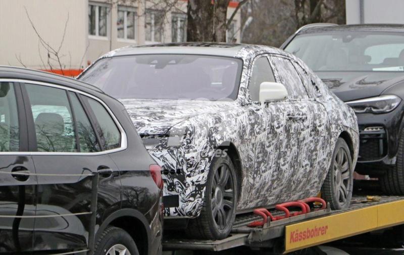 2020 - [Rolls-Royce] Ghost II 36562a10