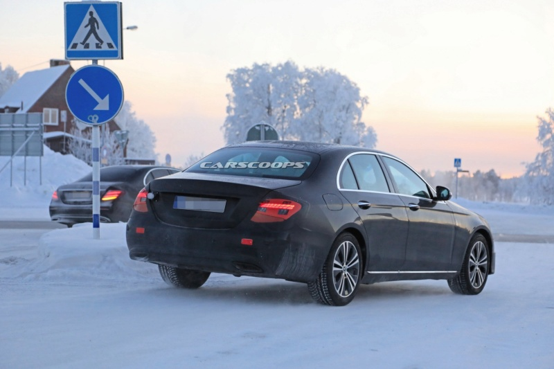 2020 - [Mercedes-Benz] Classe E restylée  - Page 2 3660e910