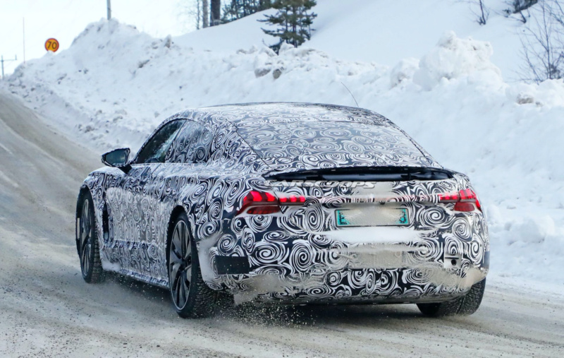 2021 - [Audi] E-Tron GT 3677f210