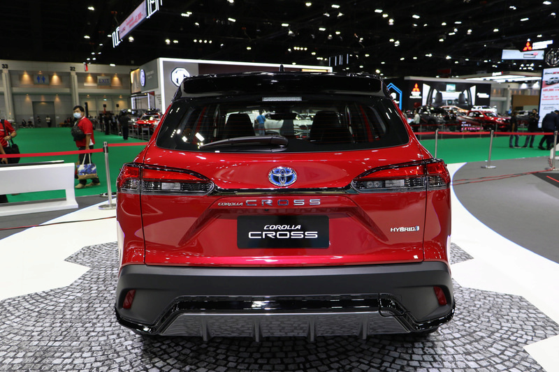 2021 - [Toyota] Corolla Cross - Page 4 367dab10