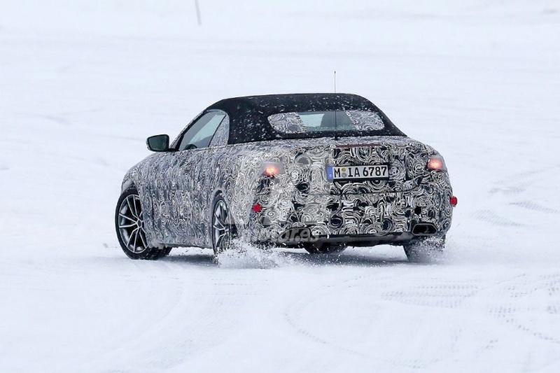 2020 - [BMW] Série 4 Coupé/Cabriolet G23-G22 - Page 2 367e3910