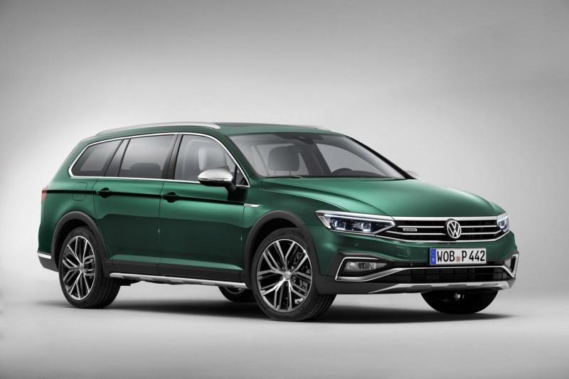 2019 - [Volkswagen] Passat restylée - Page 3 36823110