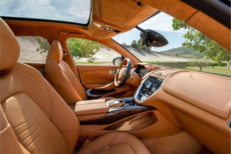 2019 - [Aston Martin] DBX - Page 5 36869210