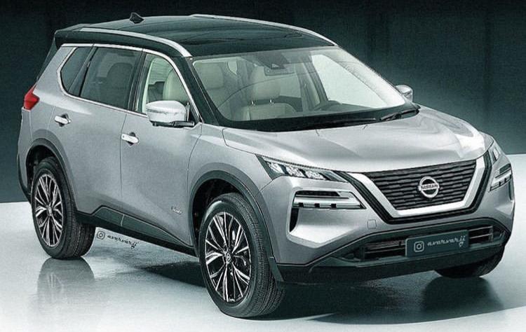 2021 - [Nissan] X-Trail IV / Rogue III - Page 3 36b75a10