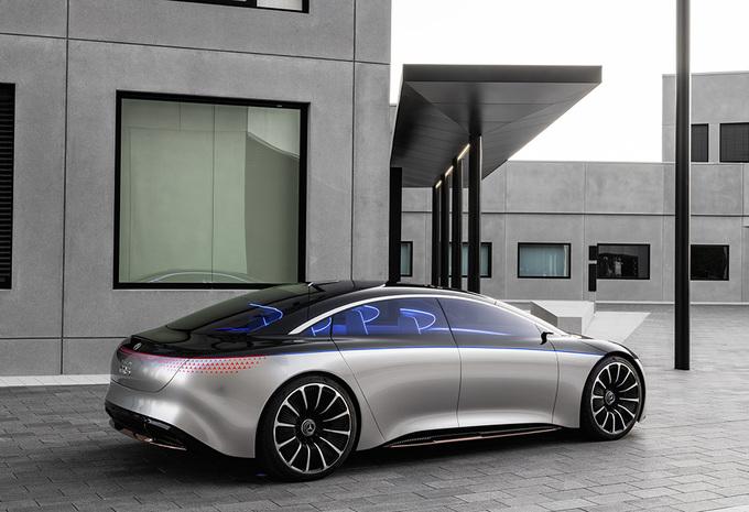 2019 - [Mercedes-Benz] EQS Concept  - Page 2 36c2f010