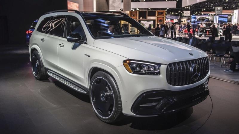 2018 - [Mercedes] GLS II - Page 7 36ca1d10