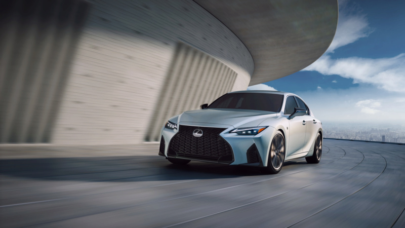 Lexus IS (2020) 51