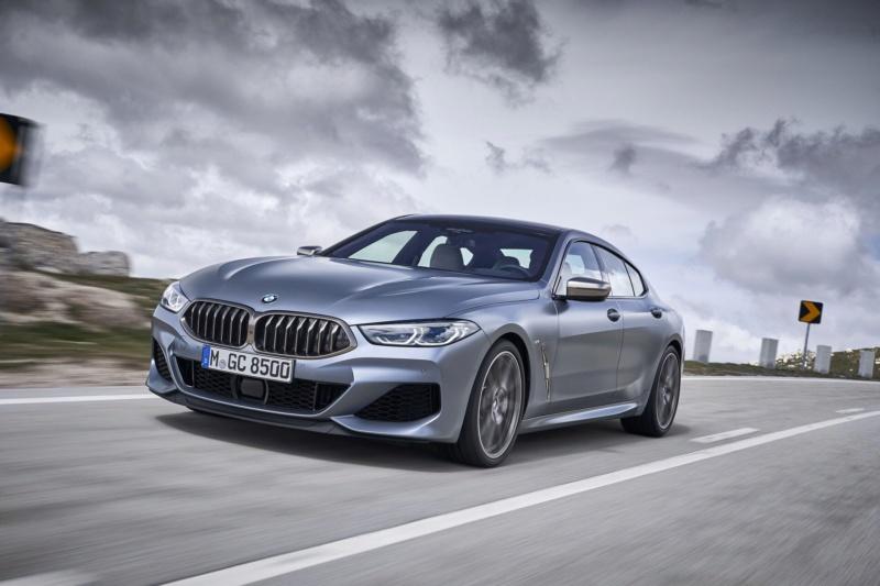 2019 - [BMW] Série 8 Gran Coupé [G16] - Page 5 36ef6d10
