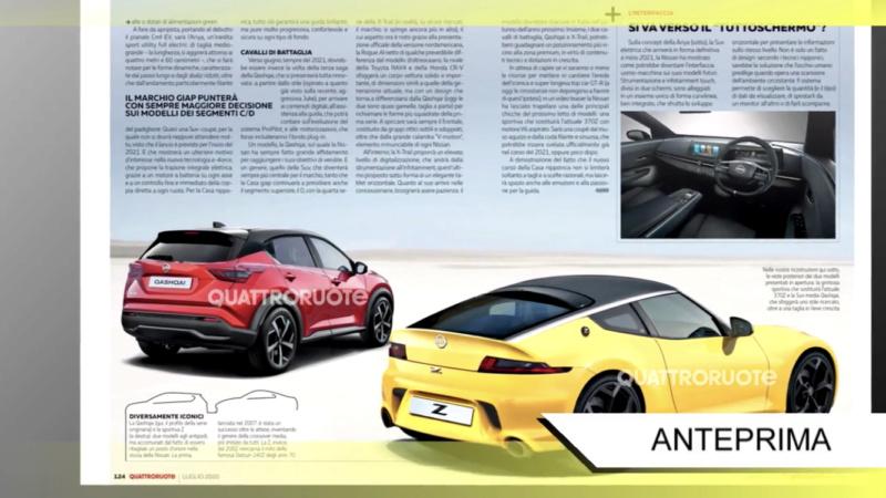 2020 - [Nissan] Qashqai III - Page 2 36f61310
