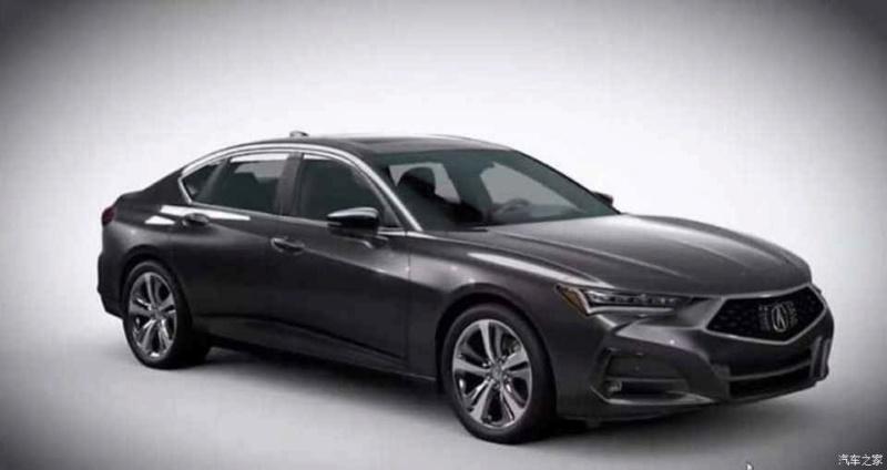 2020 - [Acura] TLX 37092410