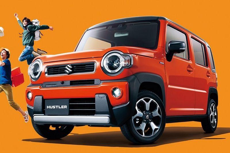 2014 - [Mazda/Suzuki] Flair Crossover / Hustler - Page 2 3709b110