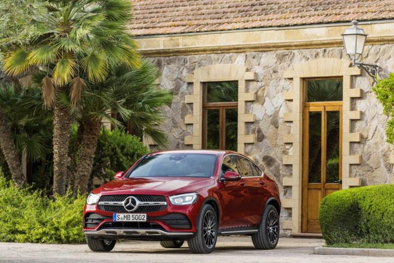 2018 - [Mercedes-Benz] GLC/GLC Coupé restylés - Page 4 37154b10