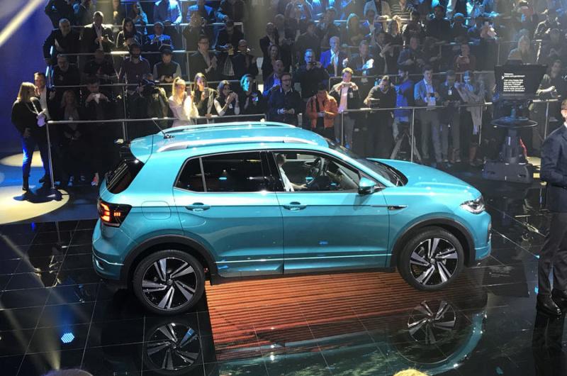 2018 - [Volkswagen] T-Cross - Page 11 3716d410