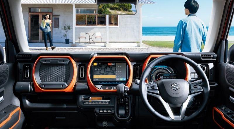 2014 - [Mazda/Suzuki] Flair Crossover / Hustler - Page 2 37397e10