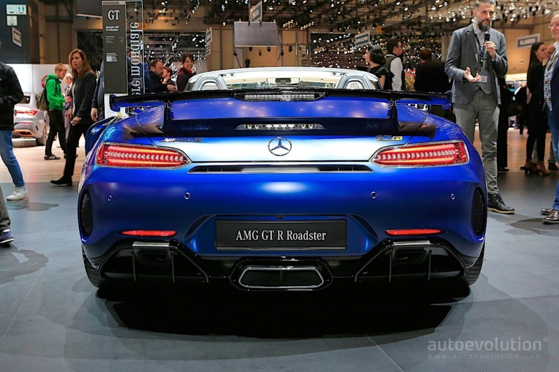 2014 - [Mercedes-AMG] GT [C190] - Page 31 37455210