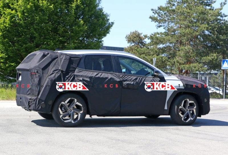 2020 - [Hyundai] Tucson  - Page 3 374caf10