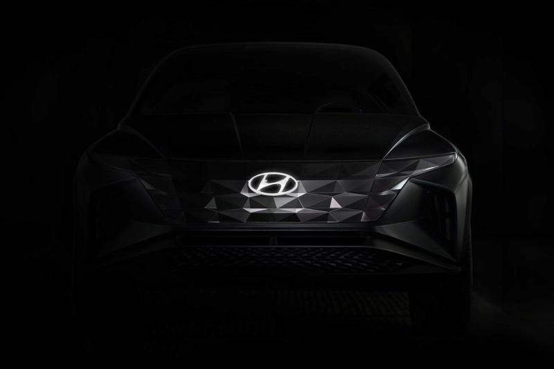2019 - [Hyundai] Tucson Concept  376eec10