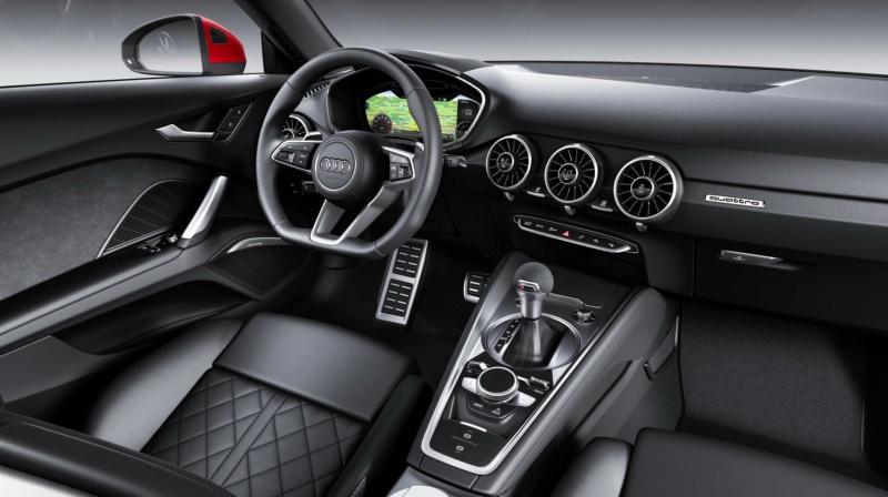 2018 - [Audi] TT III Restylé - Page 2 377fb310