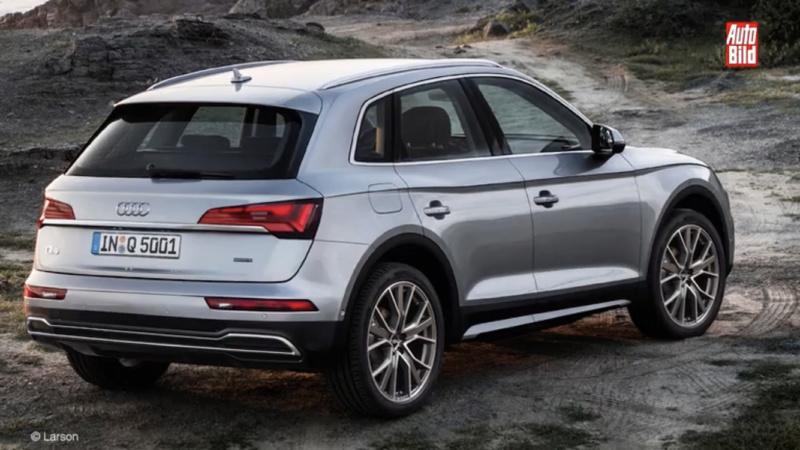 2020 - [Audi] Q5 II restylé 37bc9210