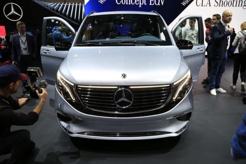 2019 - [Mercedes-Benz] EQV 37f5e710