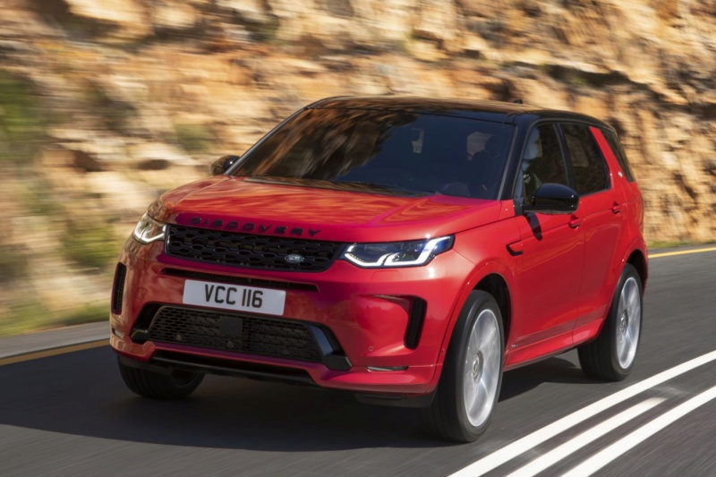 2014 - [Land Rover] Discovery Sport [L550] - Page 12 38066a10