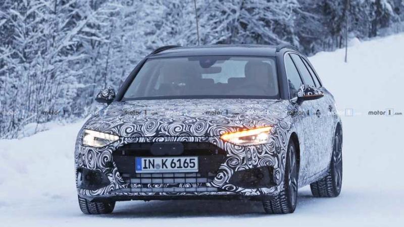2018 - [Audi] A4 restylée  - Page 3 383e4710