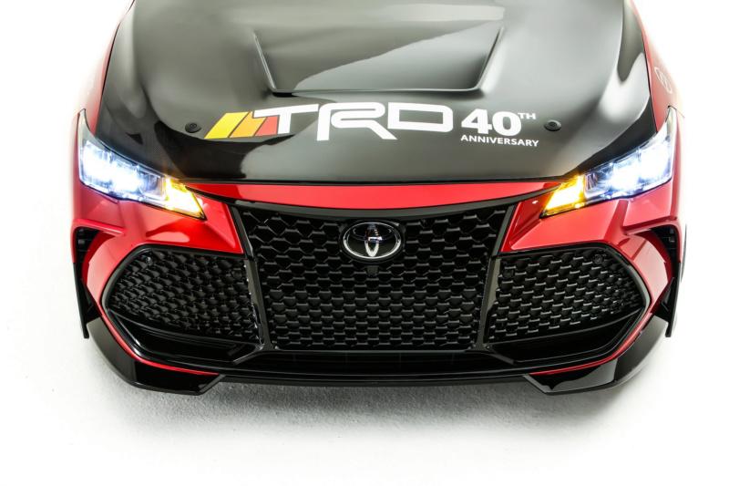 2018 - [Toyota] Avalon 3841c510