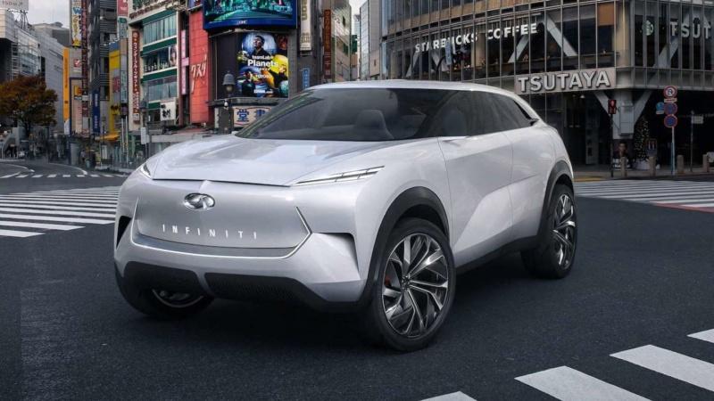 2019 - [Infiniti] QX Inspiration Concept 38476c10