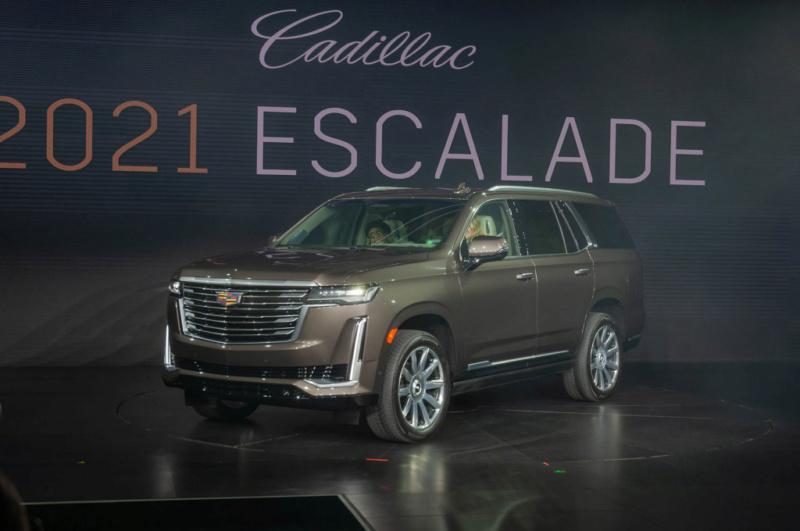 2020 - [Cadillac] Escalade V - Page 3 38583b10