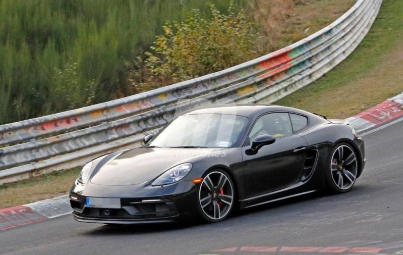 2016 - [Porsche] 718 Boxster & 718 Cayman [982] - Page 7 3861e810