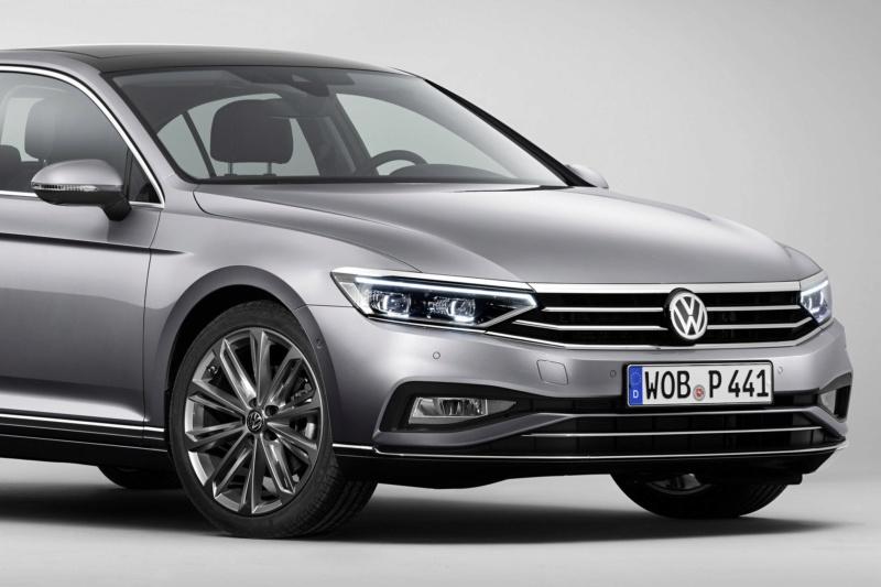 2019 - [Volkswagen] Passat restylée - Page 3 38680810