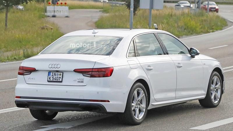 2018 - [Audi] A4 restylée  - Page 2 38855c10