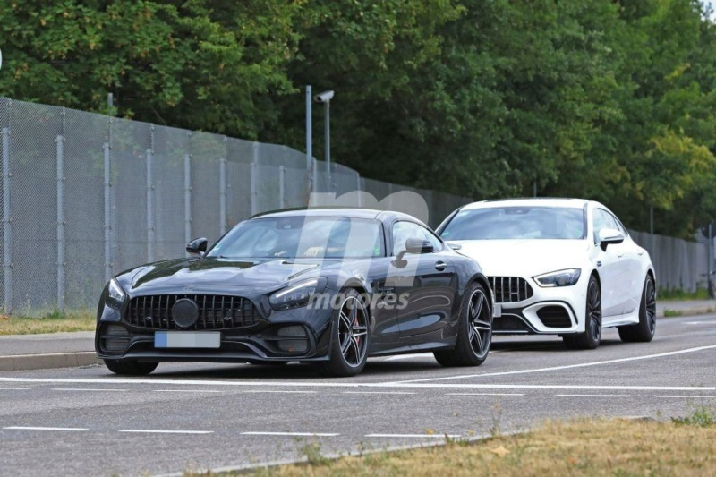 2014 - [Mercedes-AMG] GT [C190] - Page 30 389a0310