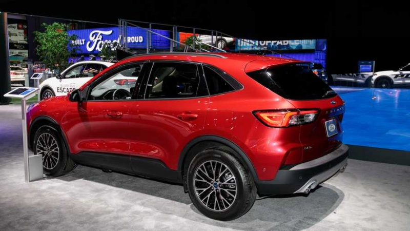 2018 - [Ford] Kuga III - Page 7 38d7b310